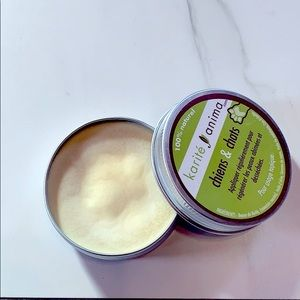 4/25$ Pet paw shea butter balm 100% natural
